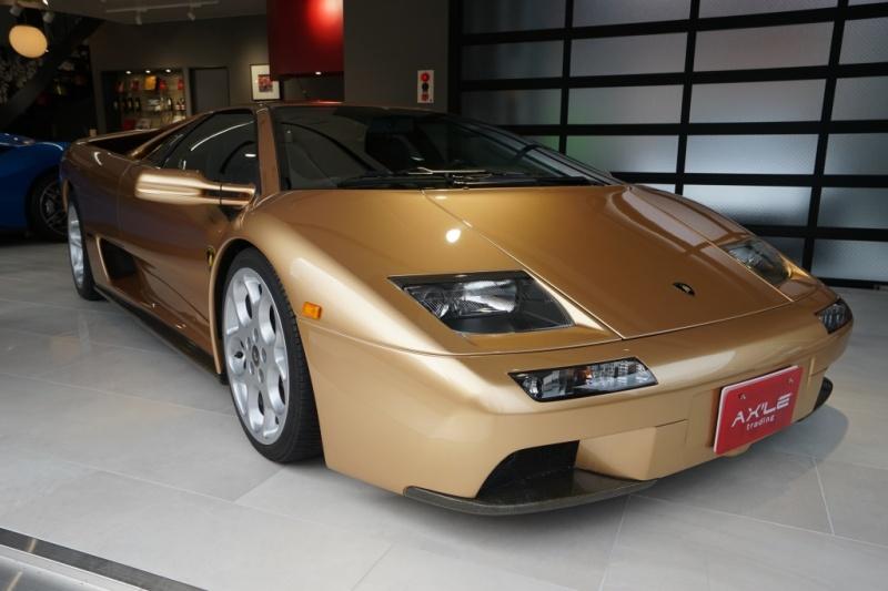 ランボルギーニ ディアブロ VT6.0SE 世界限定42台