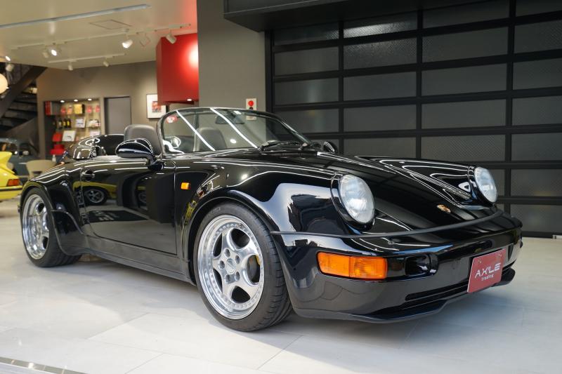 ポルシェ 911(Type964) スピードスター ディーラー車 ミツワ物