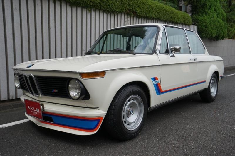 BMW 2002 turbo ディーラー車 記録簿多数有り