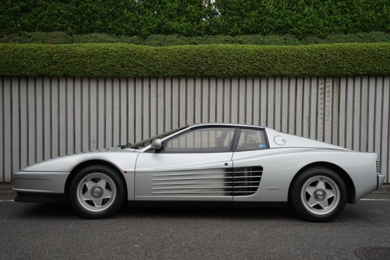 フェラーリ テスタロッサ ディーラー車(コーンズ物) センターロックホイール 純正工具 外装:アルジェントニュルブルクリンク